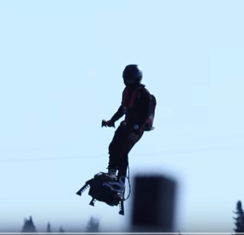 Flyboard Air by Zapata Racing