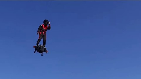 Flyboard Air - Hoverboard - no fake